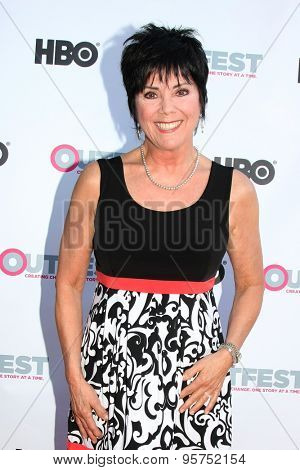 LOS ANGELES - JUL 11:  Joyce DeWitt at the