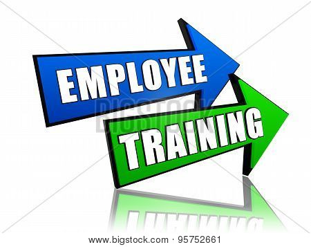 Employee Training In Arrows
