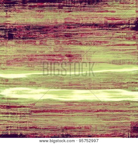 Designed grunge texture or background. With different color patterns: gray; purple (violet); green; pink