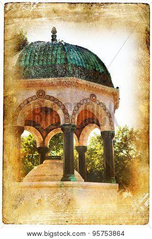 Near Hagia Sofia, Istanbul,