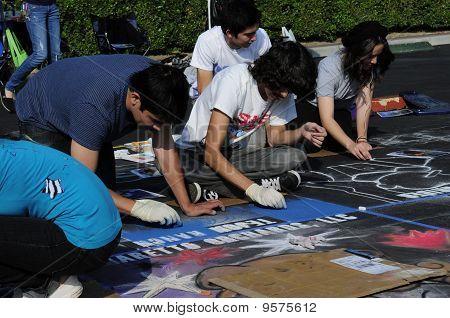 Street Painting Festival