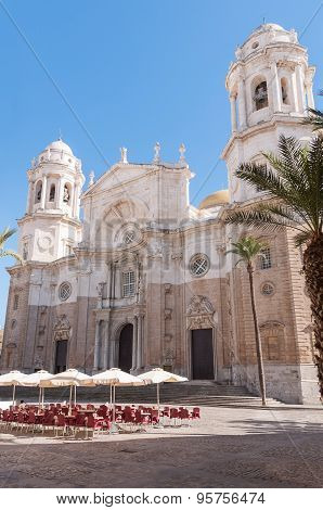 Cadiz Cathedral, Andalusia, Spain
