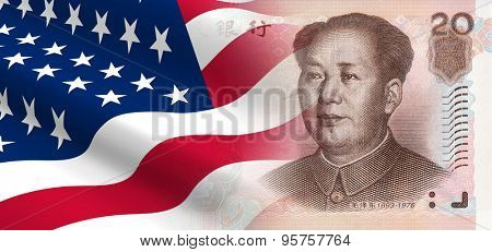 The concept of and economic political relationships the United States with China.