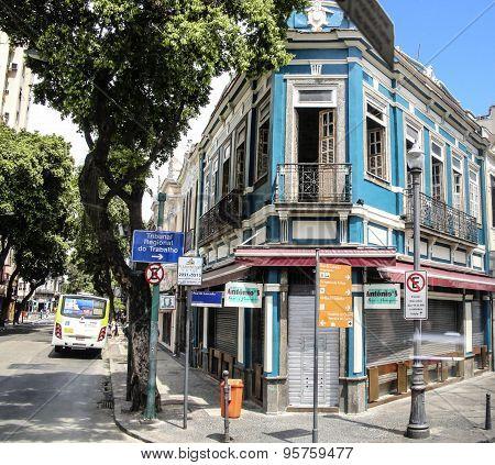 Famous Restaurant  Antonios Bar E Botequim In Rio De Janeiro