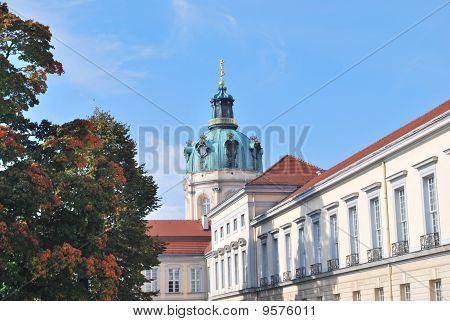 Charlottenburg royal palace