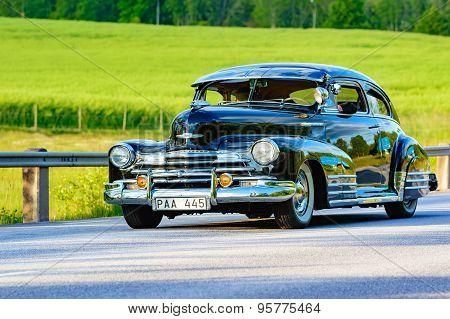Chevrolet Fleetline Black 1947