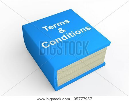 3d book of terms and conditions