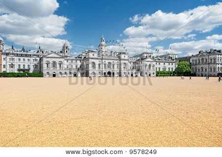 Horse Guards Parade,  London.