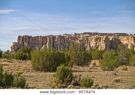 Sky City - The Acoma Pueblo in New Mexico, USA