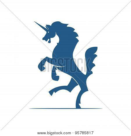 Heraldic Elements. Unicorn
