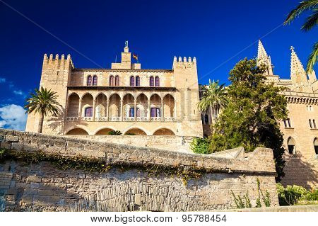 The Royal Residence Almudaina Palace