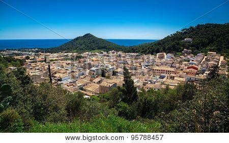 Capdepera In Mallorca