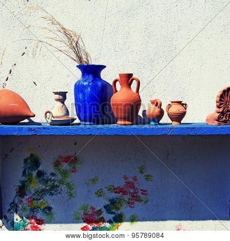 Traditional Greek Ceramics, Greece
