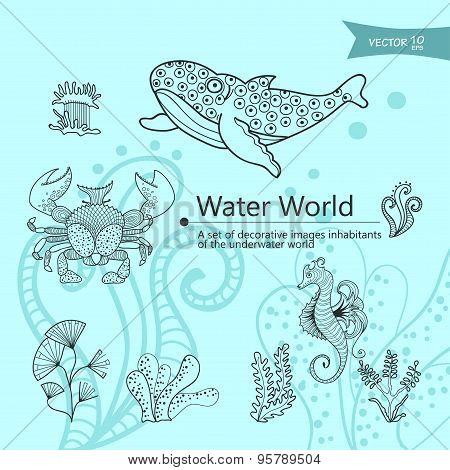 Water wordls