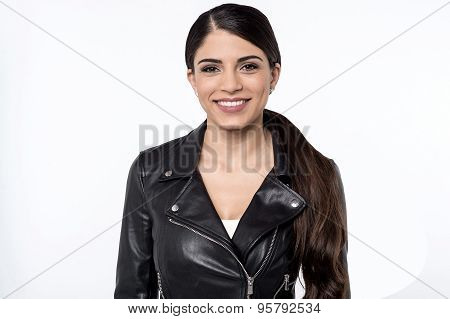 How Is My New Leather Jacket ?