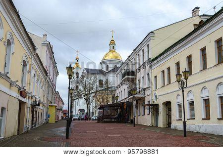 Krylov Street, Vitebsk, Belarus