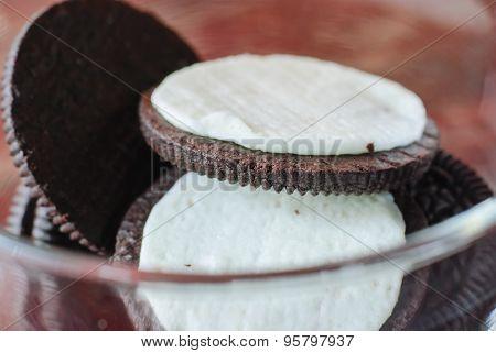 Creamy Sadwich Biscuit