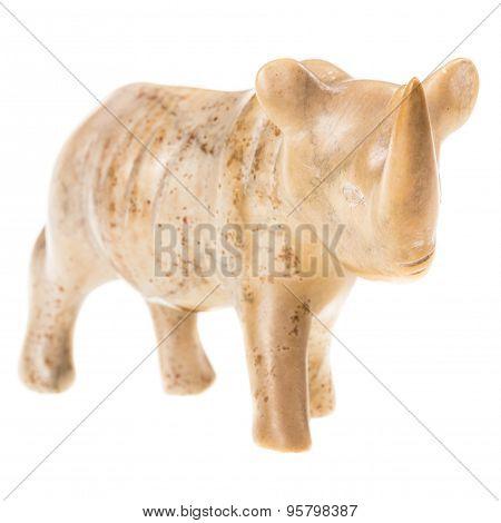 Marble Rhinoceros
