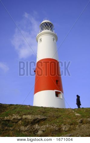 Lighthouse Under Blue Sky