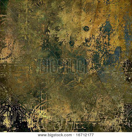 art texture vintage paper grunge background