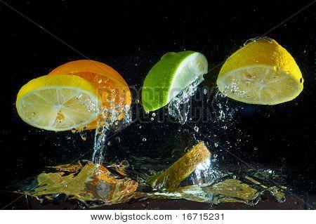 Splash de fruta