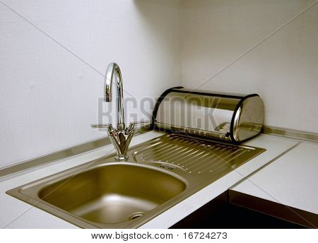 the kitchen detail photo