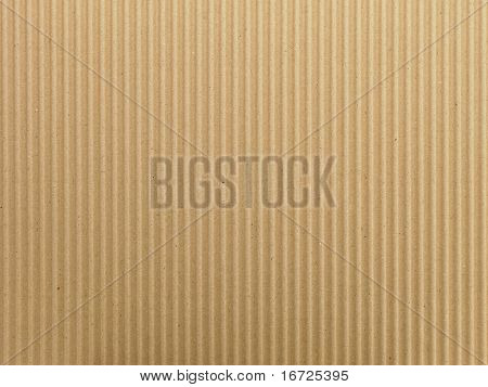 Cardboard background.