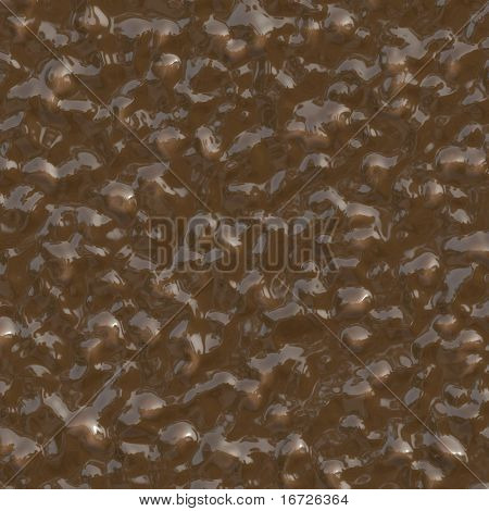 Chocolate texture background.