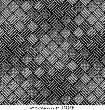 Metall nahtlose Muster.