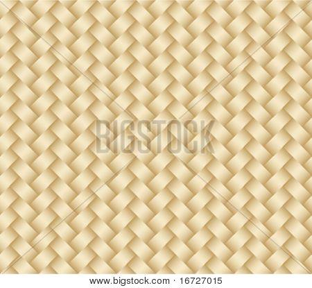Basket seamless background pattern.