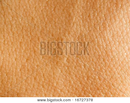 Hintergrund der Haut.