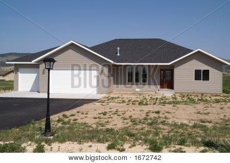 New Single-Family Home