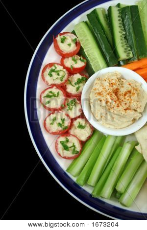 Healthy Entertaining Platter 2