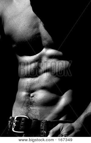 Ondulación Torso masculino
