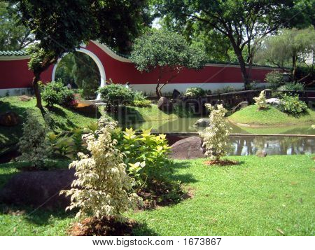 Singapore'S Japanese Gardens