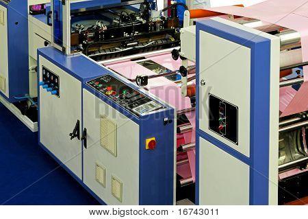 Plastic Bags Machinery