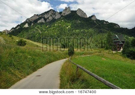 Three Crowns hills
