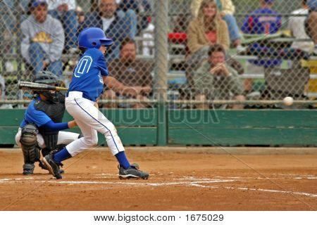 Ojo en el béisbol