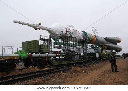 Soyuz Tma-21