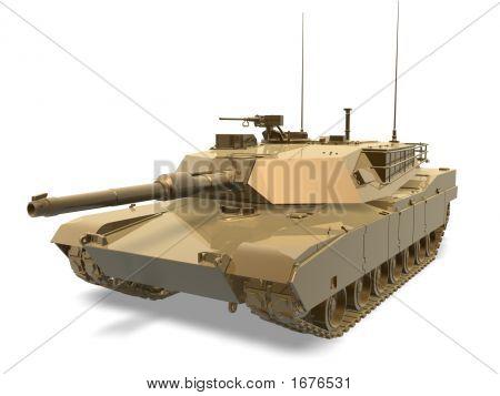 Tank Of War