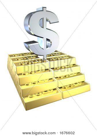 Ouro e Dólar