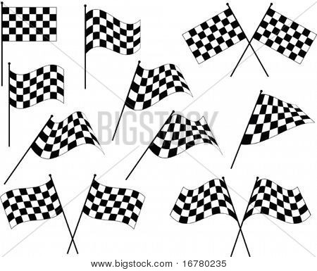 Race Flags, Vinyl Ready