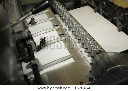 Printed Machine