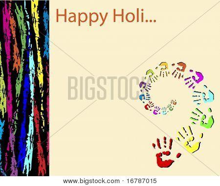 Holi the Festival of Colours