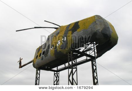 The Helicopter Dummy