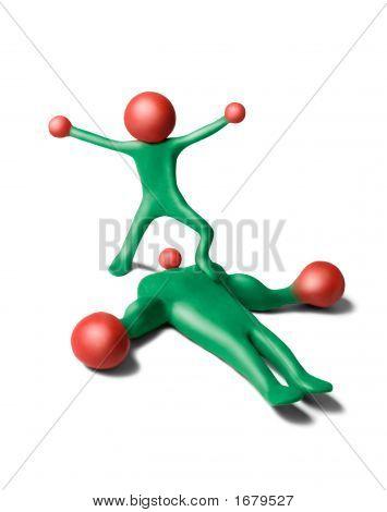 Red Balls Men-2