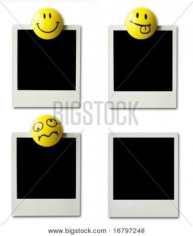 Picture frames set
