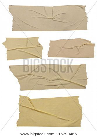 Masking tape, saved with detail clipping path.