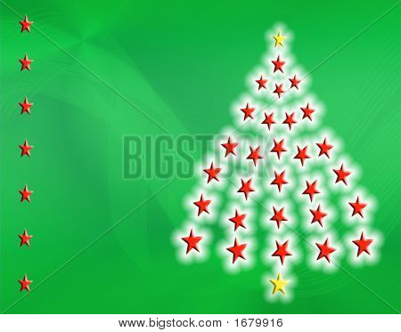 Star Christmas Tree #2