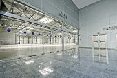 image of plc  - modern business center hall interior photo - JPG